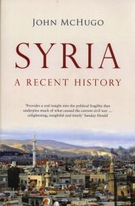 Syria A Recent History Book John McHugo